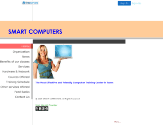 smartcomputers.8k.com screenshot