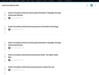 smartconsultancybpo.kinja.com screenshot