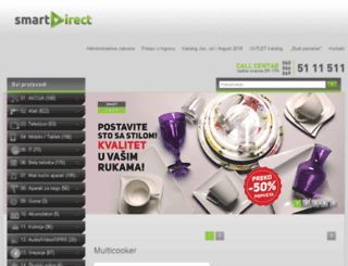 smartdirect.rs screenshot