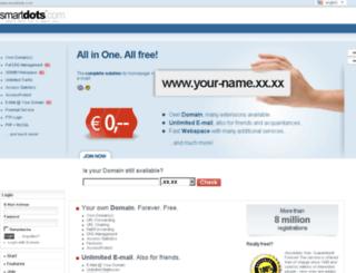 smartdots.com screenshot