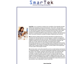 smartek.net screenshot