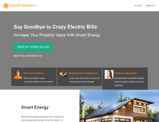 smartenergyusa.com screenshot