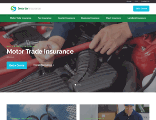 smarter-insurance.co.uk screenshot