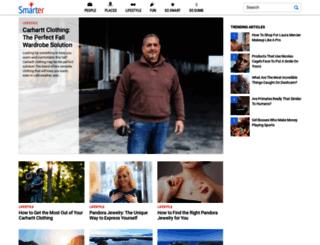smarter.com screenshot
