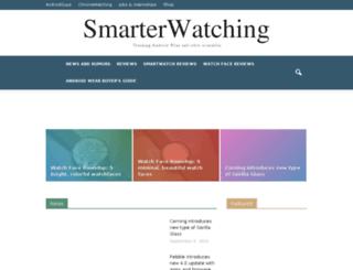 smarterwatching.com screenshot