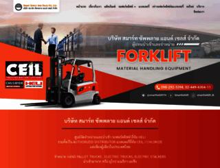 smartforklift.com screenshot
