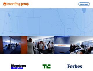 smartfrog.com screenshot