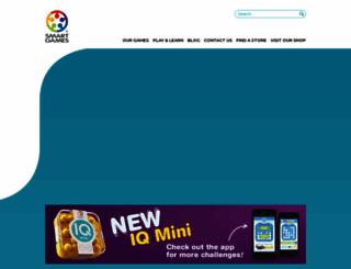 smartgames.eu screenshot