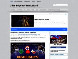 smartgilasbasketball.com screenshot