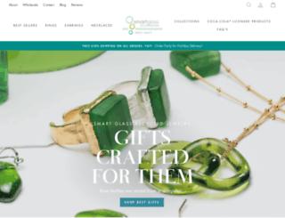 smartglassjewelry.com screenshot