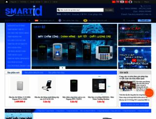 smartid.com.vn screenshot