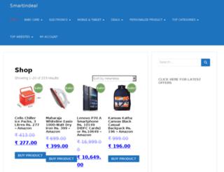 smartindeal.com screenshot