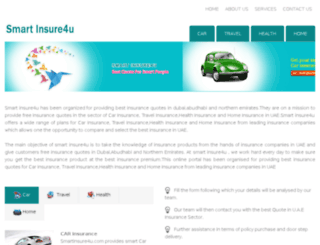 smartinsure4u.com screenshot