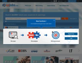 smartjob.com screenshot