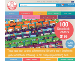 smartkids.com.au screenshot