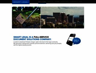 smartlegal.com screenshot
