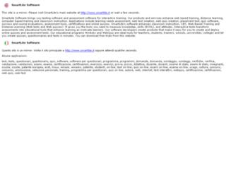 smartlitesoftware.com screenshot