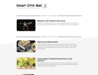 smartlittleman.com screenshot