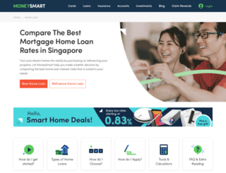 smartloans.sg screenshot