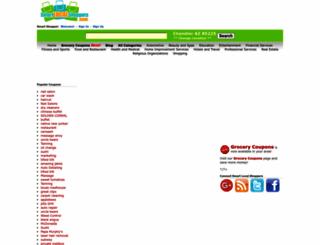 smartlocalshoppers.com screenshot