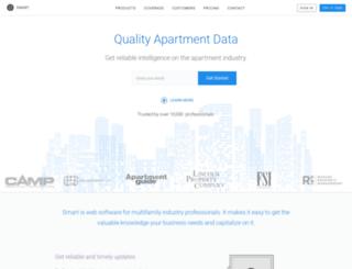 smartlocating.com screenshot