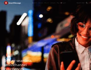 smartmessage.com.tr screenshot
