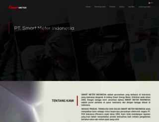 smartmeterindo.com screenshot