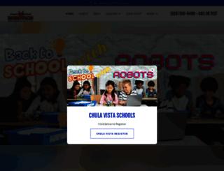 smartmindrobotics.com screenshot