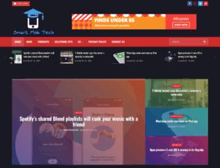 smartmobtech.com screenshot