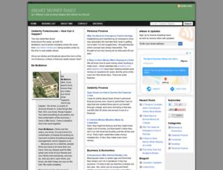 smartmoneydaily.com screenshot