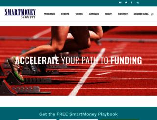 smartmoneystartups.com screenshot