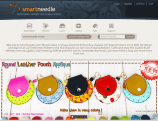 smartneedle.com screenshot