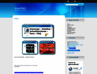 smartnet.com.ar screenshot
