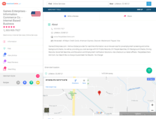 smartnetbusiness.com screenshot