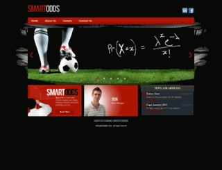 smartodds.co.uk screenshot
