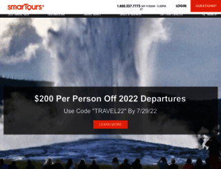 smartours.com screenshot