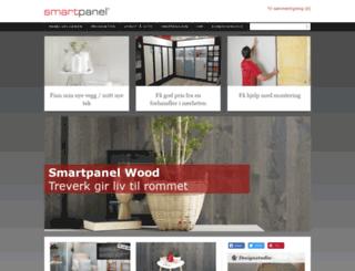 smartpanel.no screenshot