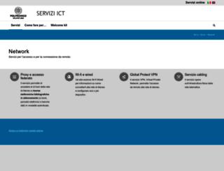 smartpc.polimi.it screenshot
