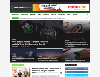 smartphonehrvatska.com screenshot