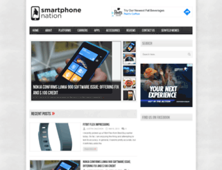 smartphonenation.com screenshot
