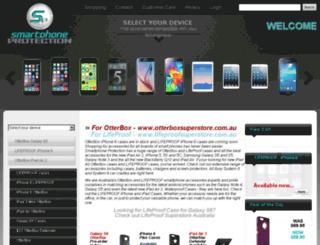 smartphoneprotection.com.au screenshot