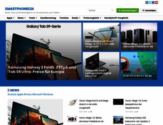 smartphones24.org screenshot