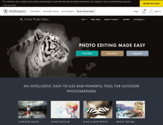 smartphotoeditor.com screenshot