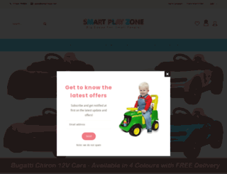 smartplayzone.com screenshot
