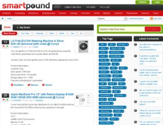 smartpound.com screenshot