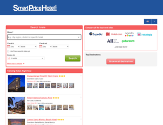 smartpricehotel.com screenshot