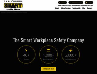 smartsafetygulfcoast.com screenshot