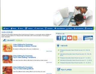 smartschools.ph screenshot