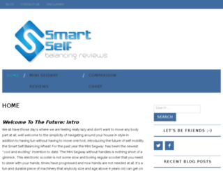 smartselfbalancingreviews.com screenshot