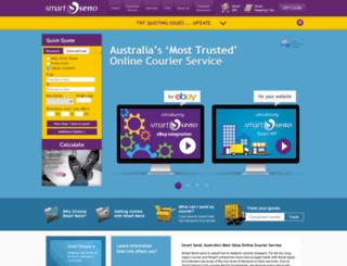 smartsend.com.au screenshot